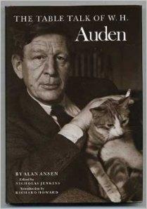 Auden Table Talk