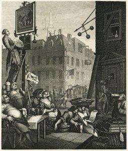 BeerStreet - William Hogarth