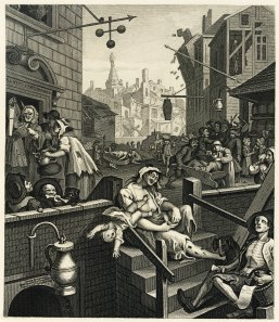 GinLane -William Hogarth